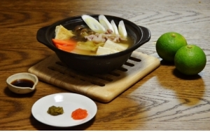 「味変わり寄せ鍋」